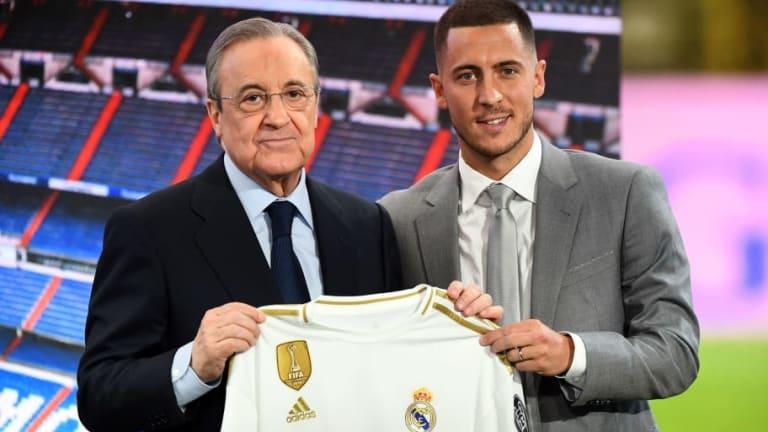 El Real Madrid presenta su segunda equipación para esta temporada