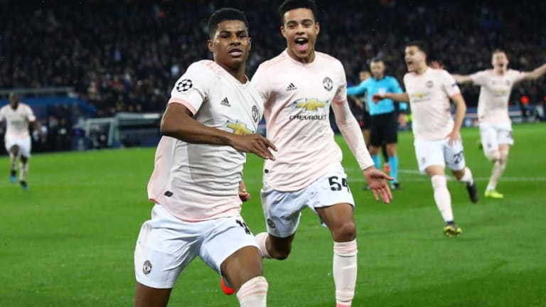 Un taxista francés apuñaló a un fan del Manchester United tras la eliminación de la Champions League