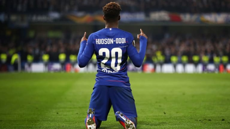 Callum Hudson-Odoi & Crystal Palace's Aaron Wan-Bissaka Called Up for England Under-21 Squad