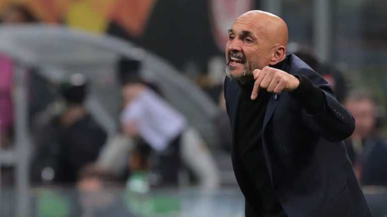 Luciano Spalletti Claims Inter's 'Team Approach' After Europa League Exit Led to Derby Victory