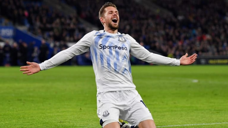 Gylfi Sigurdsson Looking for Revenge Ahead of Merseyside Derby With Liverpool