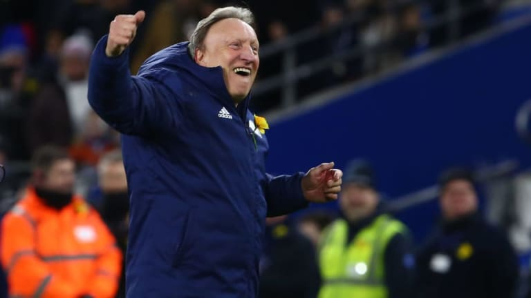 Neil Warnock Says Cardiff 'Did Sala Proud' Following Bluebirds' Emotional 2-0 Win Over Bournemouth