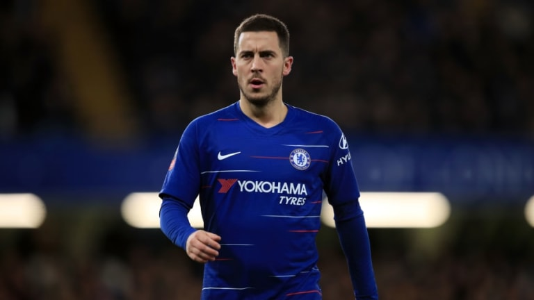 Eden Hazard Increasingly Likely to Seal Real Madrid Move Following Chelsea's Transfer Ban