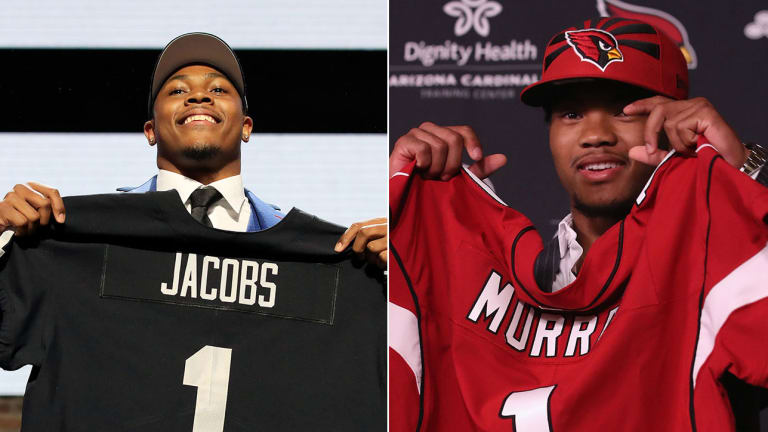 Who Will Win NFL Offensive Rookie of the Year?