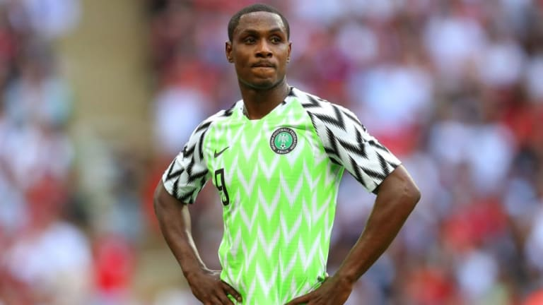 El FC Barcelona quiso fichar a Ighalo antes que a Boateng