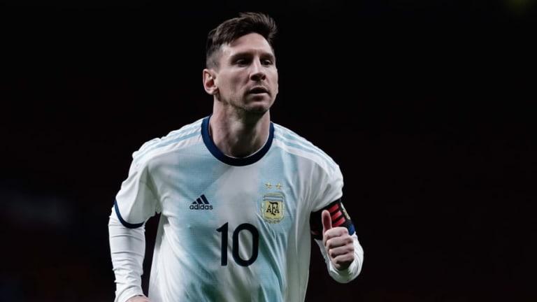 """Lionel Messi rompió el silencio y habló de todo: """"Mi hijo me pregunta por qué me matan en Argentina"""""""
