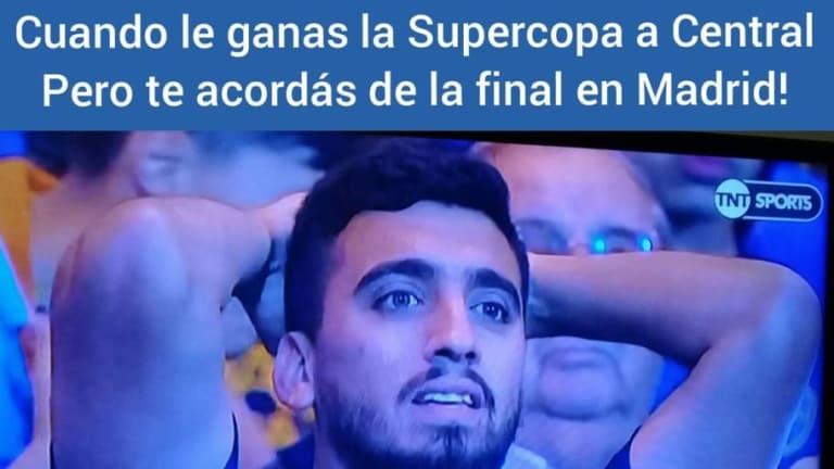 ¡Un campeón que recibió burlas! Los memes de la Supercopa que ganó Boca