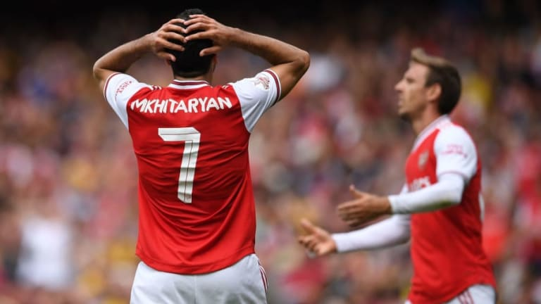 Arsenal 1-2 Lyon: Report, Ratings & Reaction as Dembele Double Downs Gunners at Emirates