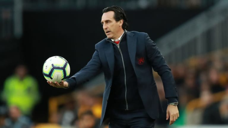Unai Emery Wants to Turn Arsenal Into 'the Best Club in the World' But Asks Fans for Patience