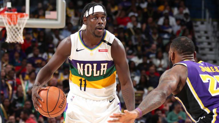 Sweep the League: How 'Karate Kid' Headbands Became an NBA Style Staple