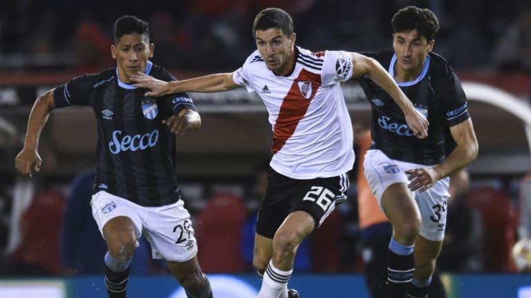 A un pasito de la hazaña: el uno x uno de River ante Atlético Tucumán