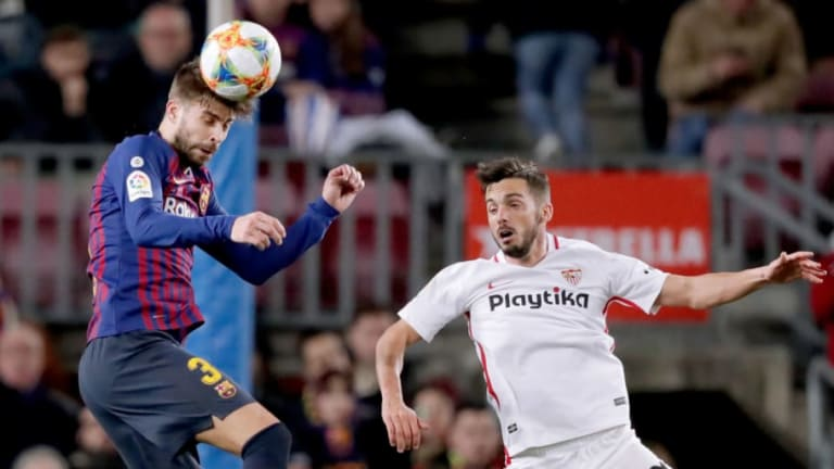 Sevilla vs Barcelona Preview: Where to Watch, Live Stream, Kick Off Time & Team News