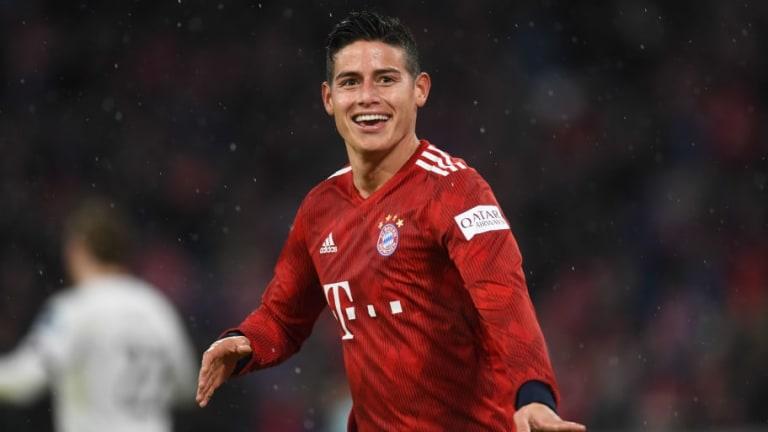 Bayern Munich 6-0 Mainz: Report, Ratings & Reaction as James Rodriguez Hat-trick Inspires Huge Win