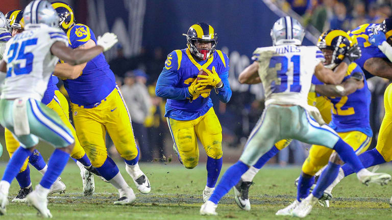The Rams Heard the Comments, the Trash Talk, the Insults Ahead of Cowboys Matchup