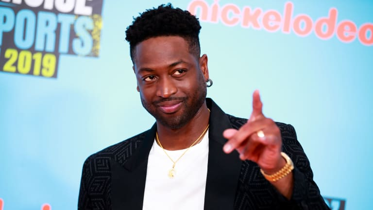 Wednesday's Hot Clicks: Why Dwyane Wade Freaked Out When He Went to Old Navy