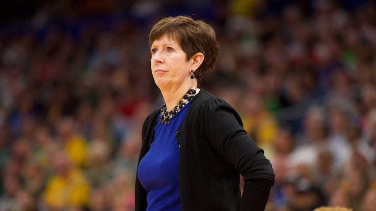 In the Fight for Women's Equality, Muffet McGraw Finds Her Moment
