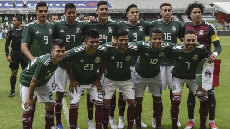 Nueva generación de futbolistas mexicanos debe de superar a la infame 'generación dorada'