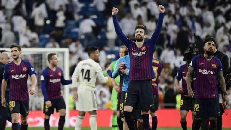 La charla en el descanso que despertó al Barça tras la primera parte