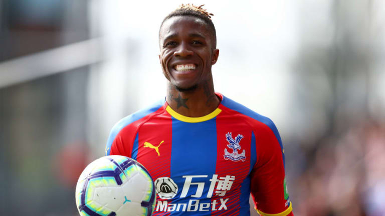 Wilfried Zaha Released by Ivory Coast Early as Forward Faces Race to Be Fit for Huddersfield Clash