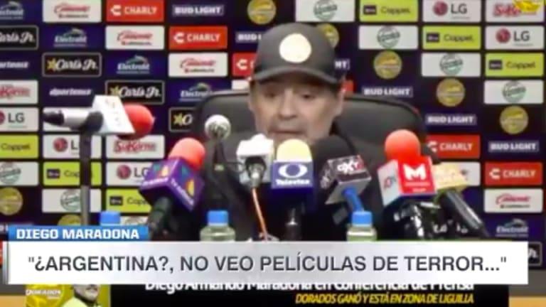 """Maradona, durísimo con la selección: """"Traicionaron y le mienten permanentemente a la gente"""""""