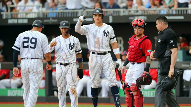 Yankees Home Run Streak Snapped in Subway Series Loss to Mets