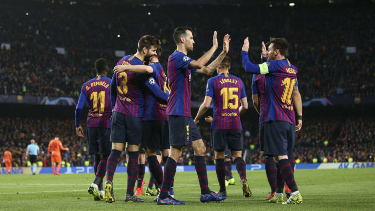 Si el FC Barcelona le gana al Betis se termina LaLiga