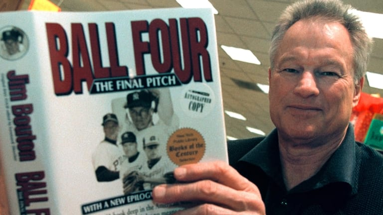 Former Yankees Pitcher and 'Ball Four' Author Jim Bouton Dies at 80