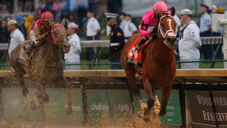 Maximum Security Escapes Inquiry, Wins Haskell Invitational Stakes