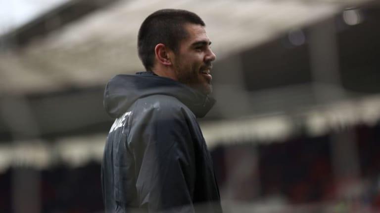 Víctor Valdés recuerda el momento más duro que vivió en el FC Barcelona