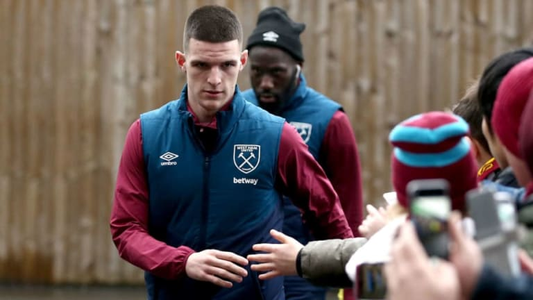 Manchester City Monitoring Declan Rice as Potential Long Term Successor to Fernandinho