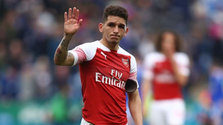 Lucas Torreira: Claims Midfielder Is Looking to Leave Arsenal Are 'Wildly Exaggerated'