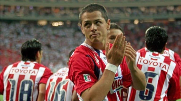 Amaury Vergara anhela el regreso de Chicharito al Guadalajara