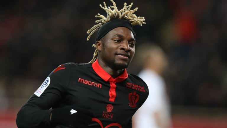 Crystal Palace Face Competition From Watford & Newcastle for £25m-Rated Nice Star