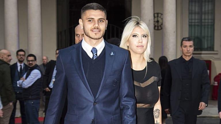BOMBAZO | Wanda Nara asegura que Icardi no renovará con el Inter