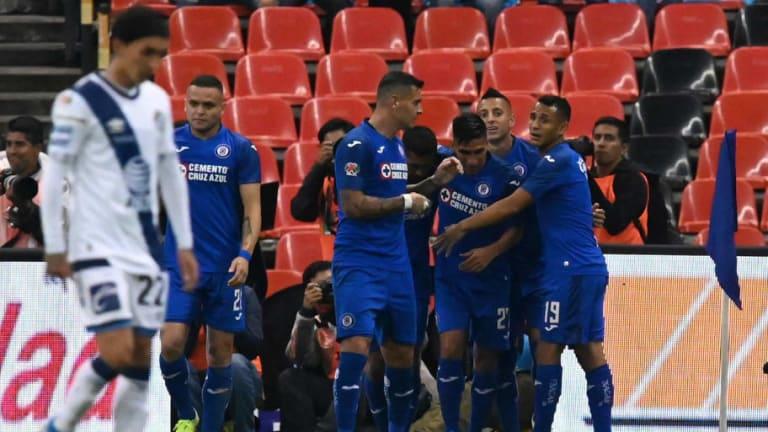Las sorpresas en la convocatoria de Cruz Azul para enfrentar a Chivas
