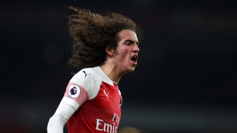Matteo Guendouzi 'Surprised' by His Instant Impact at Arsenal This Season