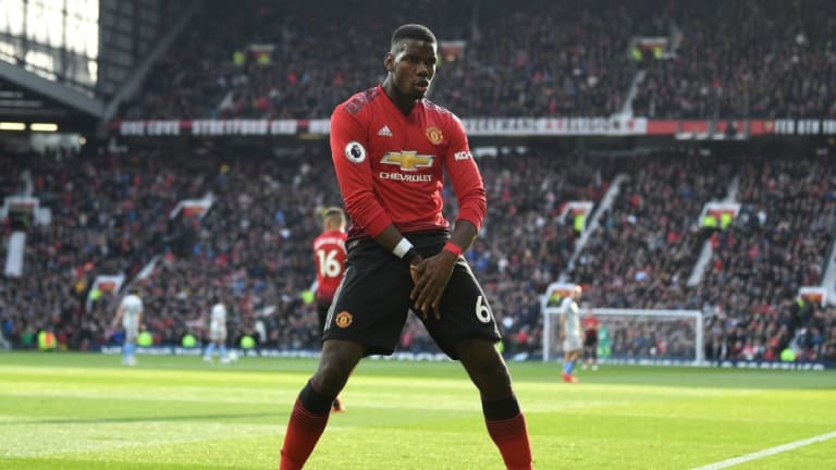 Paul Pogba Tops List of Targets for Juventus Coach Maurizio Sarri as Man Utd Exit Edges Closer