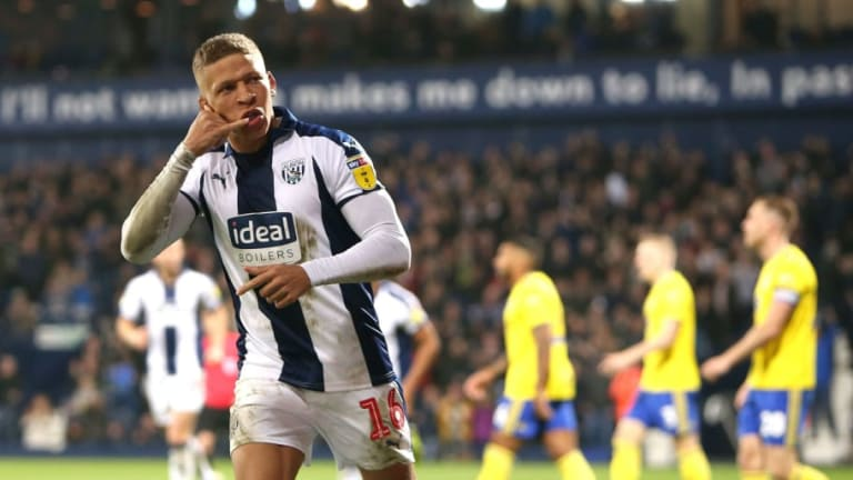 Dwight Gayle Hints He May Snub Newcastle in Favour of Permanent Move to West Bromwich