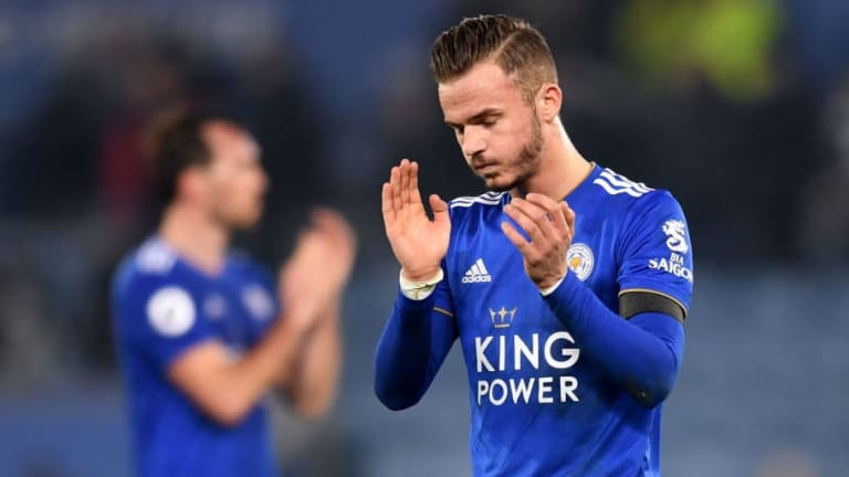 Premier League Team News: Leicester vs Brighton - Confirmed Lineups