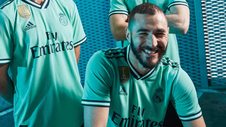 Real Madrid Launch Brand New Intense Green adidas Third Kit for 2019/20 Season