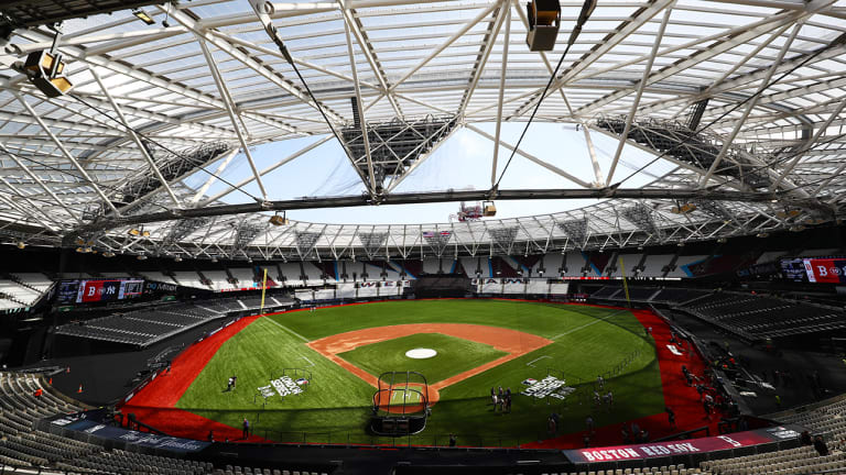 How FOX, ESPN Will Join Forces and Tackle MLB London Series Broadcasts