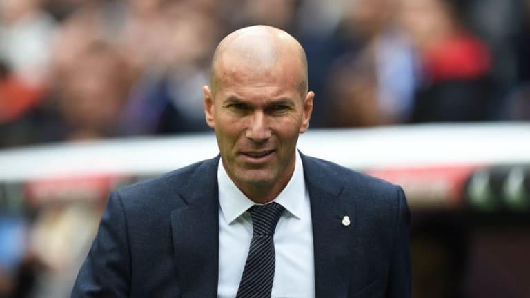 Zidane querría quedarse con Keylor Navas y vender a Courtois