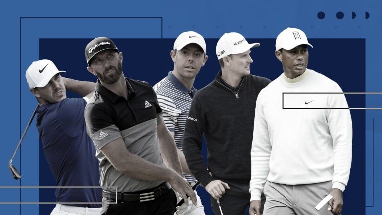 Ranking the Top 100 Players at the 2019 British Open