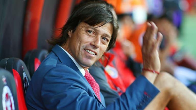 Matías Almeyda estaría feliz de regresar a México