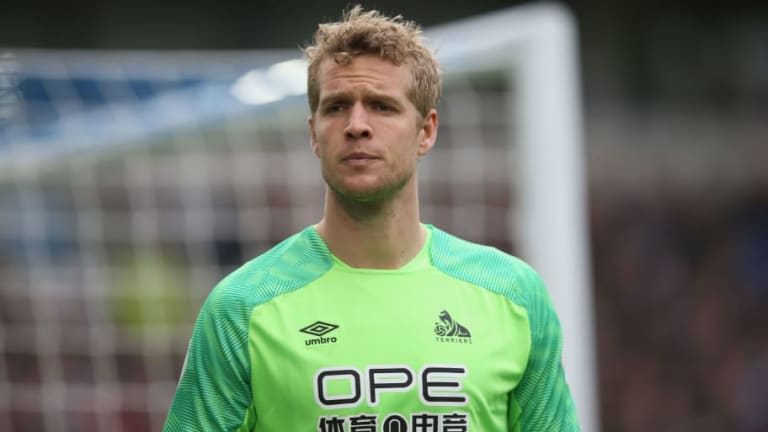 Jonas Lossl Targeted by Ligue 1 Sides Monaco and Marseille as Huddersfield Prepare for Relegation