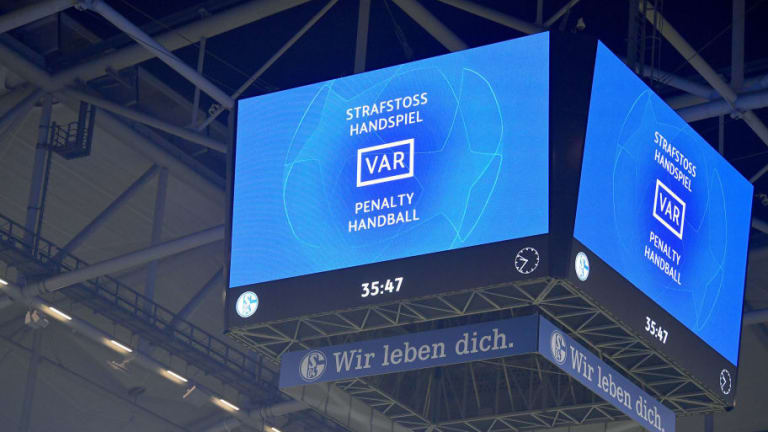 Twitter Goes Berserk as VAR Dominates the Champions League Headlines Once More