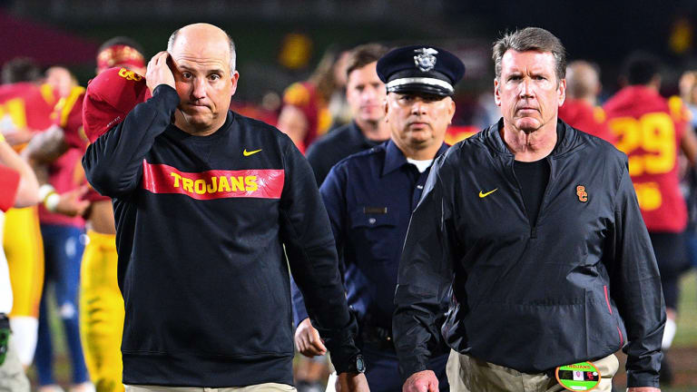 Which College Coaches Are Already on the Hot Seat?