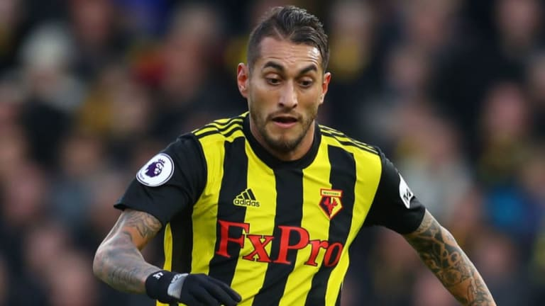 Roberto Pereyra's Agent Claims Chelsea Are Interested in Signing In-Form Watford Star