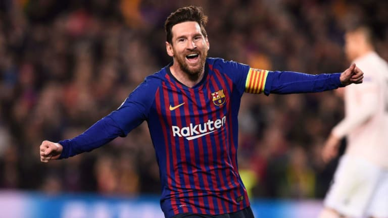 Barcelona 3-0 Man Utd (4-0 Agg): Report, Ratings & Reaction as Messi Masterclass Sees Off Red Devils