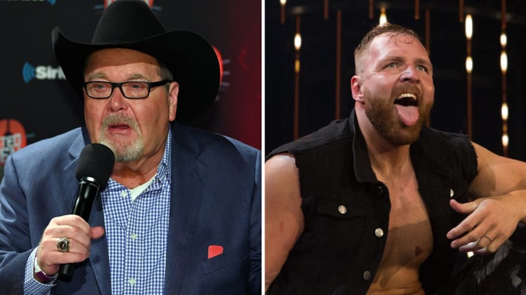 Jim Ross: Jon Moxley's AEW Debut Was a Total Surprise to Me
